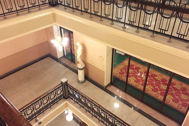 Ночь в отеле: Редакция The Village ищет лучшую гостиницу Москвы. Изображение № 4.