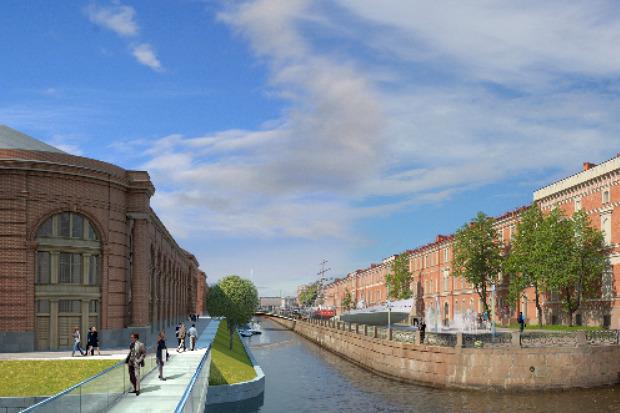 Попали в переделку: 6 проектов квартала вокруг «Новой Голландии». Изображение № 3.