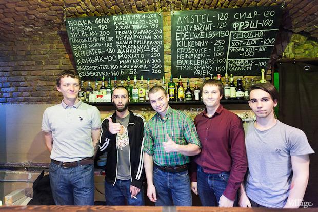 Новое место (Петербург): Real Deal's Oldschool Bar . Изображение № 13.