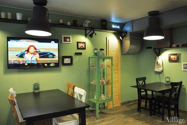 В Апраксином переулке открылось «хипстерское кафе». Изображение № 5.