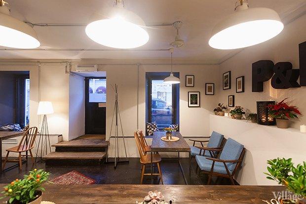 Новое место: Кафе-бар «Картофель с грибами». Изображение № 2.