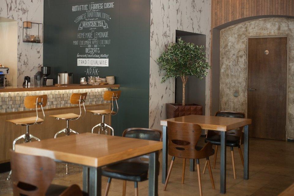 Ресторан «Mr. Ливанец». Изображение № 4.