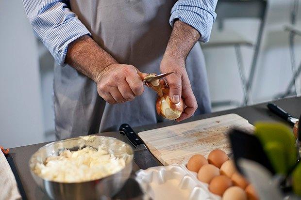 Шеф дома: Грузин и итальянец готовят по рецептам бабушек. Изображение № 15.