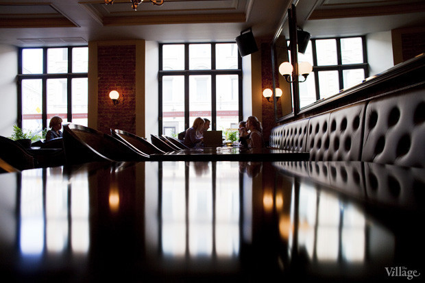 Новое место: Кафе и бар «Молоко». Изображение № 9.