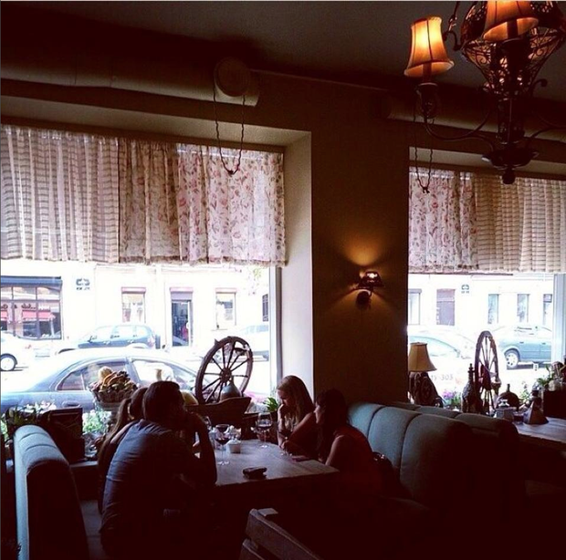Наулице Марата открылось грузинское кафе Sulo&Gulo. Изображение № 1.
