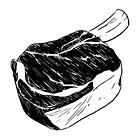 Части тела: Из чего сделаны стейки в ресторанах. Изображение № 10.
