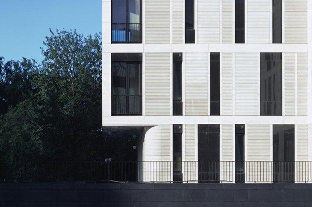 Строиться по одному: 12удачных примеров современной петербургской архитектуры. Изображение № 23.