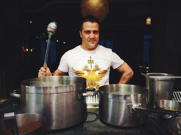 Шеф-повар Карло Греку. Изображение № 8.