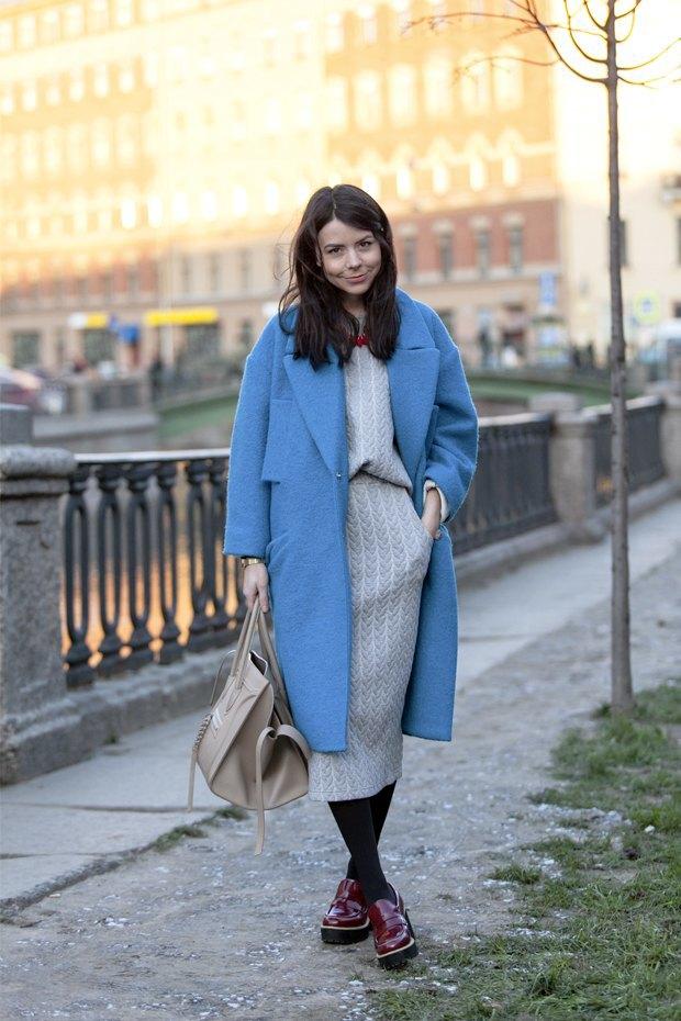 Внешний вид (Петербург): Лера Нена, сотрудник Луук Design Market. Изображение № 1.