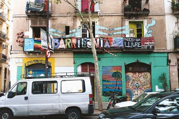 Китайский квартал красных фонарей в Барселоне . Изображение № 2.