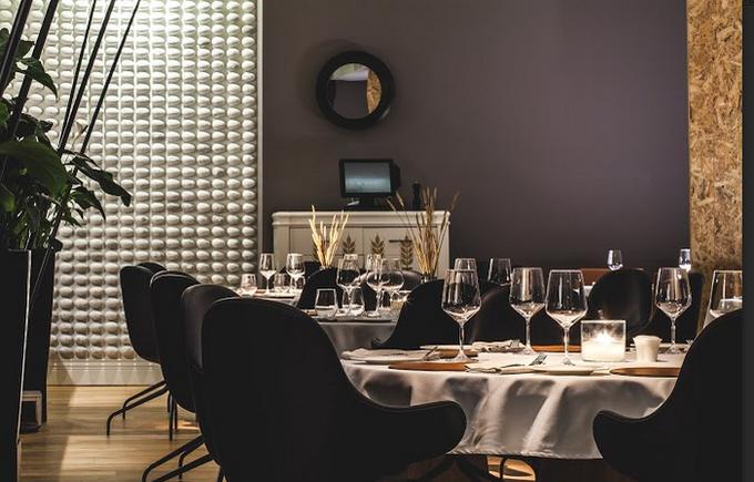 White Rabbit Family и «Ресторанный синдикат» открыли ресторан Kutuzovskiy5. Изображение № 2.