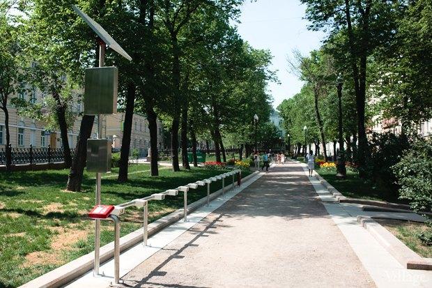 Фото дня: Как выглядит первый в Москве общественный велопрокат. Изображение № 1.