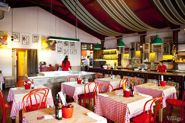 Новое место: Ресторан «Меркато». Изображение № 13.