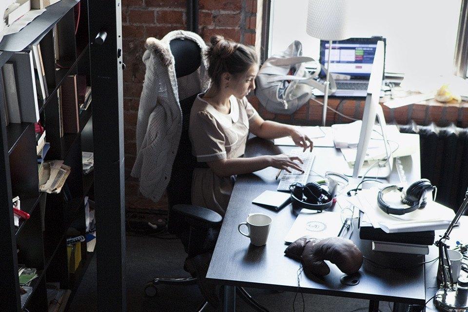 Офис: Digital October Group. Изображение № 11.