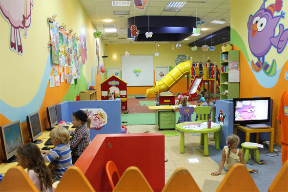 Игровой момент: Детские комнаты в торговых центрах. Изображение № 18.