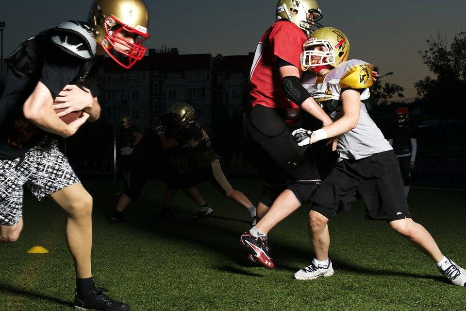 Кто вМоскве играет вамериканский футбол. Изображение № 11.