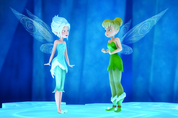 «Феи: Тайны зимнего леса», секрет волшебных крылышек фей в мультфильме для самых маленьких. Изображение № 9.