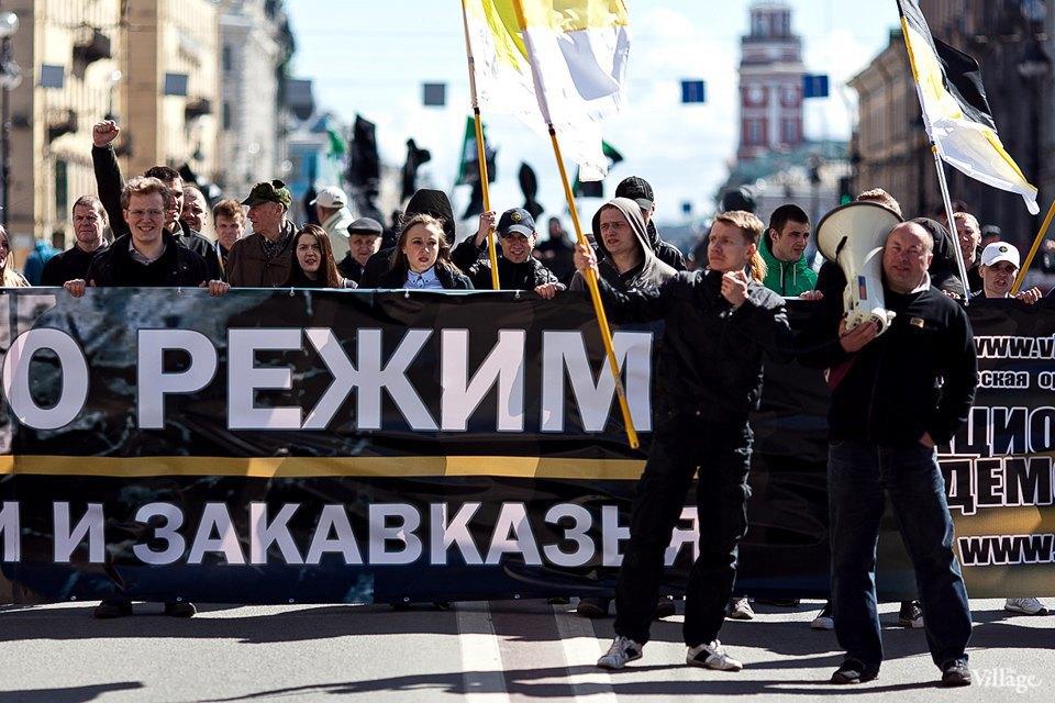 Фоторепортаж: Первомайская демонстрация. Изображение № 17.