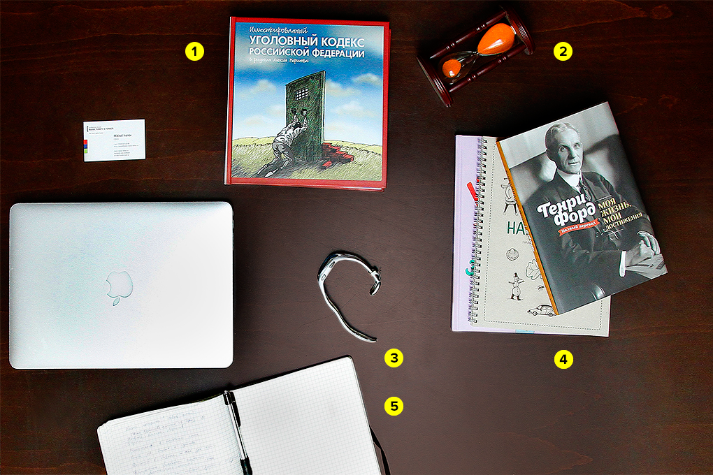 Рабочий стол: Михаил Иванов, «Манн, Иванов иФербер». Изображение № 1.