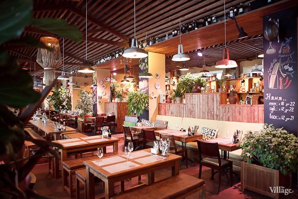 На районе: Рестораны на окраинах Петербурга. Изображение № 6.