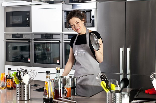 Шеф дома: Ростбиф-салат и тыквенная каша Мириам Сехон. Изображение № 2.