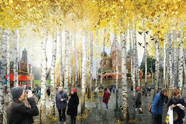 На территории будущего парка «Зарядье» появится интерактивный павильон. Изображение № 9.