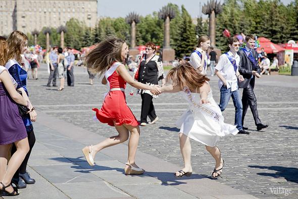 Изображение 44. Фоторепортаж: Последний звонок в Москве.. Изображение № 35.