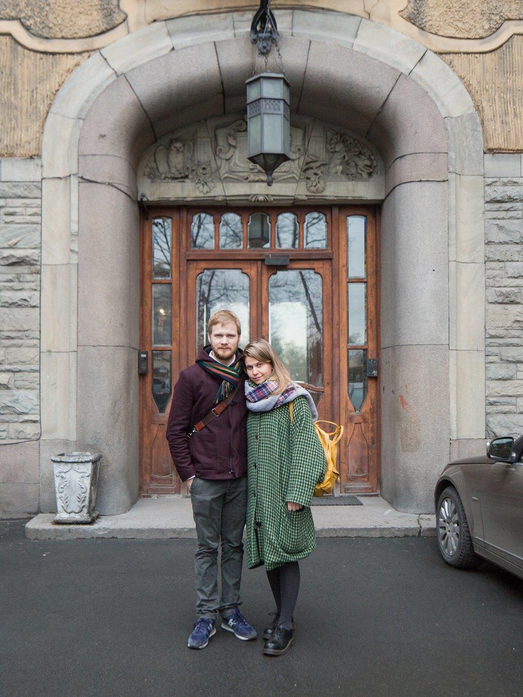 Я живу в доходном доме Лидваль (Петербург). Изображение № 19.