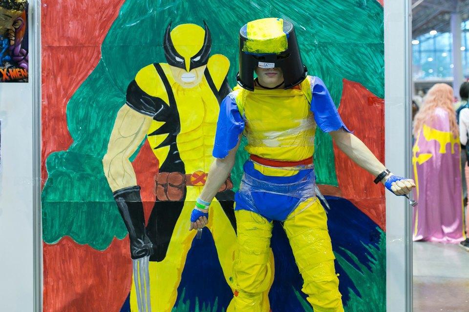 10самых смешных костюмов сAVAExpo. Изображение № 4.