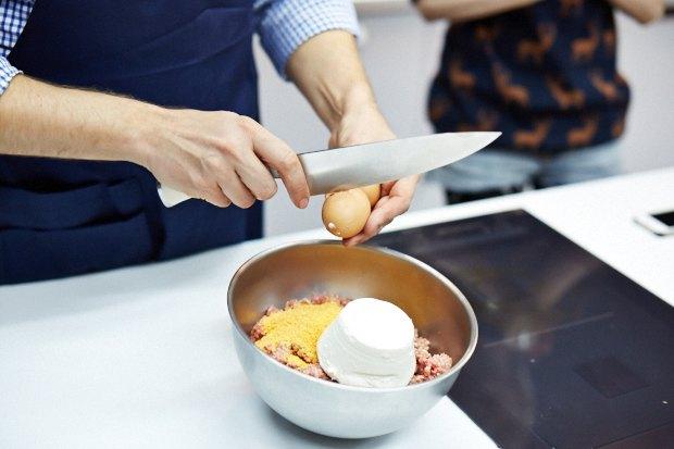 Шеф дома: Смэш-бургер и хиро-сэндвич Федора Тардатьяна. Изображение № 4.