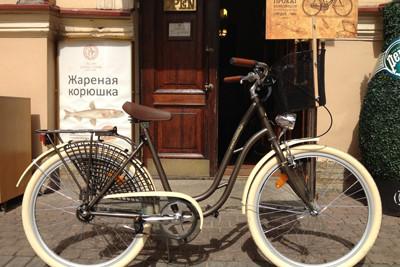 Городские байки: 4 новых велопроката в Петербурге. Изображение № 2.