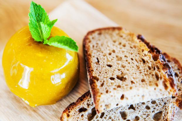 Куриный паштет в мандарином желе —250 рублей. Изображение № 33.