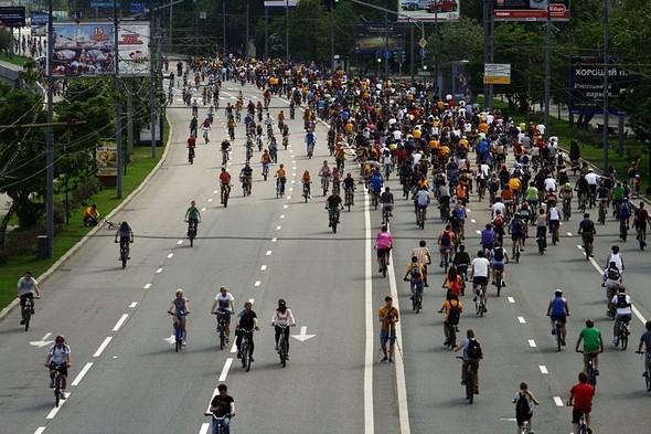 Велопарад Let's bike it!: Чего не хватает велосипедистам в городе. Изображение № 25.