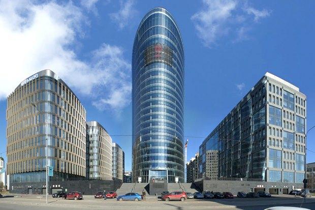 Строиться по одному: 12удачных примеров современной петербургской архитектуры. Изображение № 14.