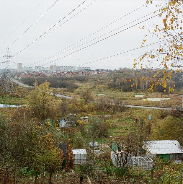 Камера наблюдения: Московские дачи глазами Софьи Татариновой. Изображение № 26.