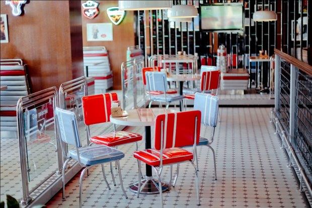 «Две палочки» открывают второе кафе в американском стиле. Изображение № 2.