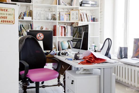 Офис недели: «Большой Город» и Slon.ru. Изображение № 39.