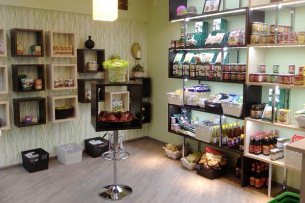 На «Академической» заработал магазин с азиатскими продуктами. Изображение № 1.