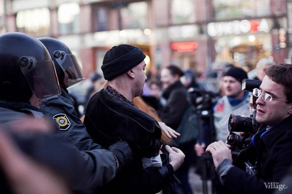Copwatch (Петербург): Действия полиции на митинге «Стратегии-31». Изображение № 13.