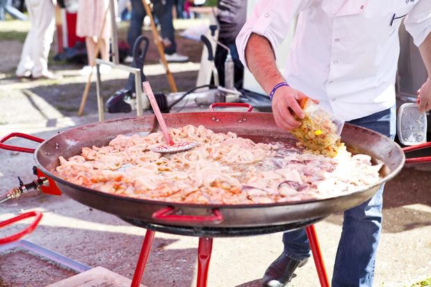 Полевая кухня: Уличная еда на примере Пикника «Афиши». Изображение № 41.