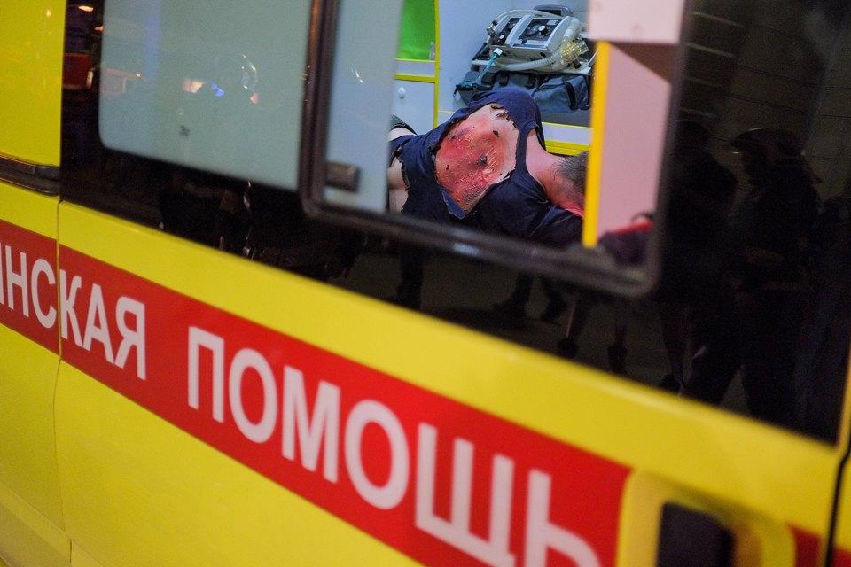 Учения в петербургском метро по сценарию московской катастрофы. Изображение № 3.