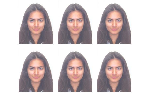 Эксперимент The Village: Как фотографируют на паспорт. Изображение № 14.