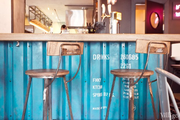 Новое место: Funky Kitchen. Изображение № 16.