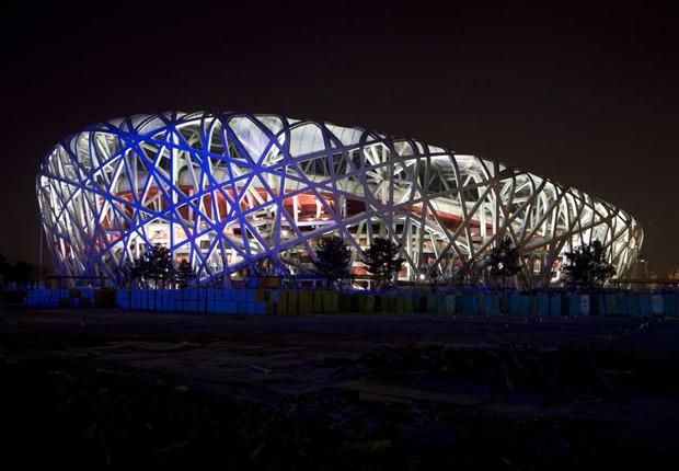 Дизайн от природы: «Зеленое» топливо и олимпийский стадион в Пекине. Изображение № 13.
