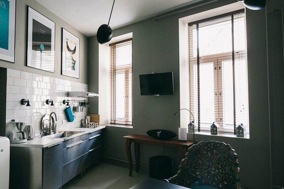 Апартаменты петербургского хостела Chao, Mama. Изображение № 13.