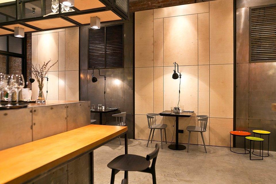 Ресторан и бар Holy Fox. Изображение № 3.