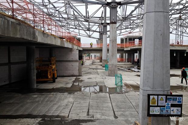 Фоторепортаж: Каким будет новый терминал Пулкова. Изображение № 39.