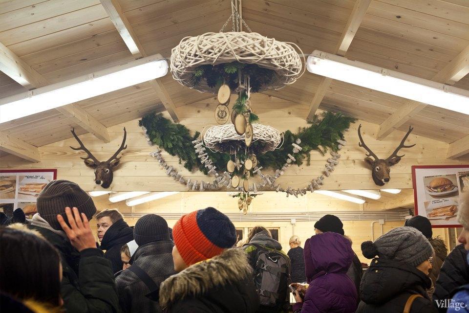 Фоторепортаж: Новогодние ярмарки в центре Москвы. Изображение № 27.