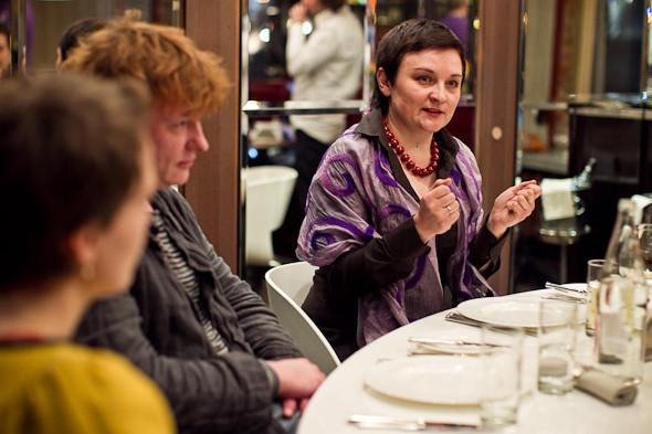 Разговоры на ужине: Дети в Москве. Изображение № 26.