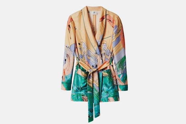 Самое дорогое и самое дешёвое кимоно в магазине H&M. Изображение № 2.